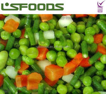 Frozen IQF Mixed Vegetables 2015 New Crop