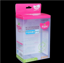 customized Hot selling pvc package box Wholesale OEM custom printed Clear Plastic boxes for Retail Packaging Display
