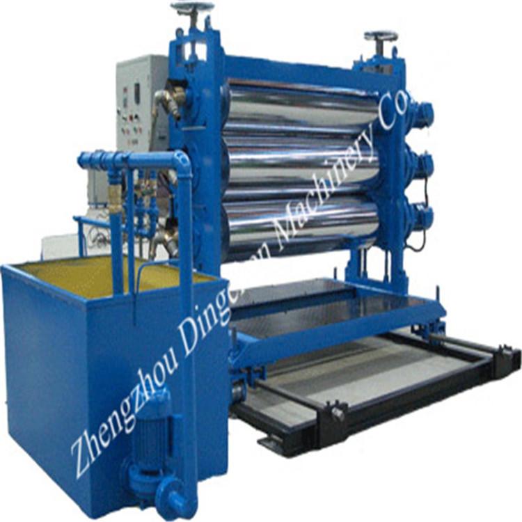 4-roll rubber calender machine