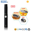 Rechargeable Electronic Cigarette pen iBuddy MP 3IN1 e go vaporizer wholesale