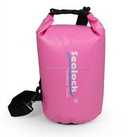 Multi-color 15L waterproof bag,dry sack,cylinder dry bag for Outdoor Camping