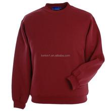 Hot sale custom plain vintage crewneck sweatshirts
