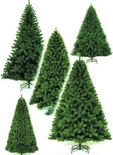 2015 Hot Sell Green Customized Artificial Christmas Tree