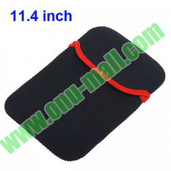 Soft Neoprene Protectiv Cloth Bag 11.4 inch Pouch Case for Tablet PC(7/8/9/9.7/10.1/10.2/11.4/12.4/13.3/14.4/15.6/17 inch Option