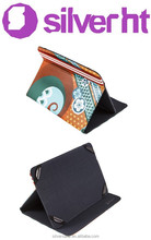 2015 New Exclusive Design 7 Inch Printed Universal Tablet Case Cover