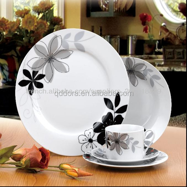 De vaisselle corelle c ramique d ner ensemble porcelaine for Fournisseur vaisselle restaurant