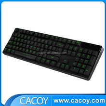 Smart Card Keyboard / Slim Usb Light Illuminated Keyboard