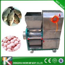 Fish meat de-boning machine / Fish meat ball making machine