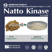 100% pure natural nattokinase supplement
