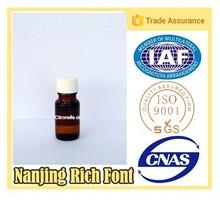 Plant Extract nature Citronella oil