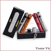 Fashion and hot selling mechanical vamo v6 mod ego vapor vamo v9 mod