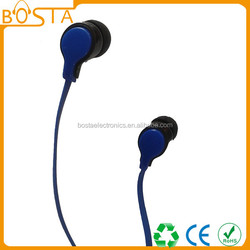 New design hot selling good quality fashion promotion earphone