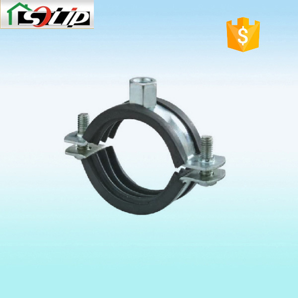 Steel galvanized rubber hydraulic hose clamps buy