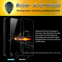 Cheap Touch Screen Mobile Phone Screen Tempered Glass Protective Film For Iphone5 Anti-fingerprint