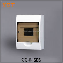 YDT, electrical panel boxes, plastic distribution box manufacturer in china, clear plastic square box