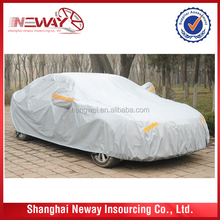 100% polyester car cover can prevent water and rain