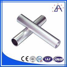 New Design Polished 6063 T5 Aluminum Round Pipe Material
