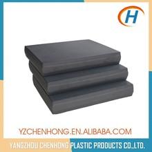 """Non-Skid Non-scuff Bottom - 20"""" x 16.4"""" x 2.5"""" thick foam stability pad"""