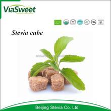 stevia sugar cube