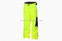 2015 impermeabile antivento e traspirante pantaloni da sci per campeggio escursionismo fatastic inverno pantaloni da neve