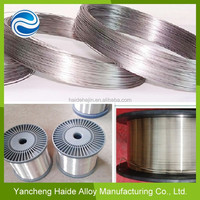 chinese hot sell nickel alloy wire antioxidant cr20ni80