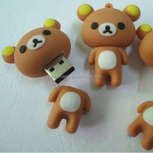 teddy bear usb flash drive on alibaba express