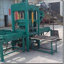 Made in China cement brick machine equipment, hydraulic block machine