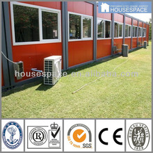 mobile steel structure container office prefab office
