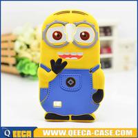 Wholesale despicable me 3d cute case for samsung galaxy s4 mini