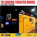 Paseo del parque de atracciones nuevo comercial 3d 4d 5d 6d 7d cine teatro movie