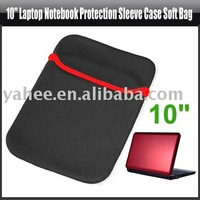"10"" Laptop Notebook Protection Sleeve Case Soft Bag,YHA-PC164"
