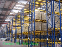 epoxy powder painting battery rack industry with high quality