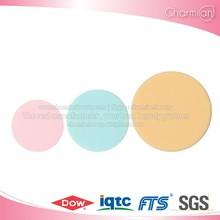 Beauty Products Raw Material Circle Shape Powder Puff Applicator