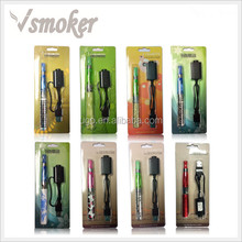 Best quality e cigarette rechargable ego battery,wonderful ego ce4 blister kit,superior ego vaporizer pen for you
