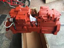 Original Kawasaki K3V112DT / K3V140DT / K3V180DT hydraulic pump Hyundai excavator pump,Volvo,Kobelco,Sumitomo,Kato,New Holland,