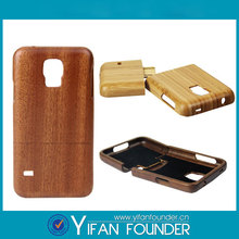 China supplier wood mobile phone case for samsung galaxy S5 case cover