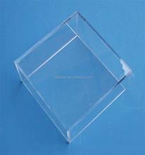 Transparent Acrylic Cube Box for Storage