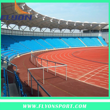 EPDM rubber granules for running track ,Colored recycled EPDM / SBR rubber granules for playground surface