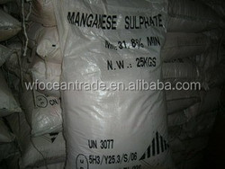 factory high quality manganese sulfate monohydrate price for fertilizer/feed/agricultural grade