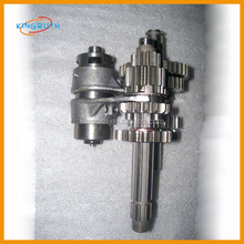 Variable speed drum and Main countershaft jialing engine parts 125cc fit for motorcycle