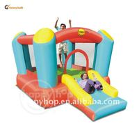 Inflatable castle-9220B Airflow Bouncer with Slide
