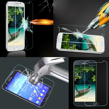 High Transparency Tempered Glass For Samsung S5 Mobile Phone Screen Protector Clear (for All Models)