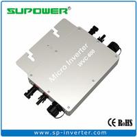 High efficiency 600 watt Micro Inverter for Solar Power System