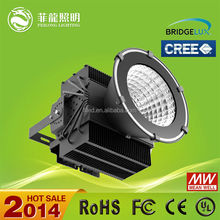 Cree Chip MW Driver 5 years warranty outdoor led flood light 500 watt led flood light