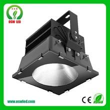 Waterproof outdoor industrial led flood light 500w