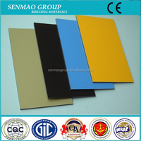 exterior wall panels for building materials exterior wall aluminum plastic composite plate