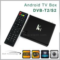 dvb t2 set top box quad core xbmc dongle android 4.4 S805 DVB-T2 quad core tv box