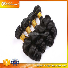Best Selling 2015 the Most Fashionable Unprocessed Wholesale 100% Virgin Brazilian Hair