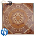 Hy14-987 2014 classe aaa 3dinkjet caqui europeu antigo ondulado carimbo cerâmica telha de assoalho rústica