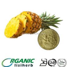 Plant Extract pineapple extract Bromelain / Bromelain Enzyme powder